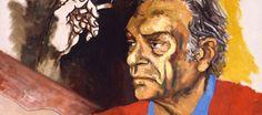 Mostra di Renato Guttuso a Bagheria: ritratti e autoritratti
