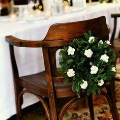 28 beautiful Christmas wreath ideas   Fir and carnations   Sunset.com