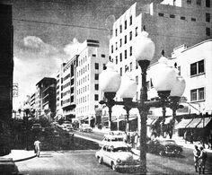 CARACAS EN RETROSPECTIVA: Avenida Urdaneta
