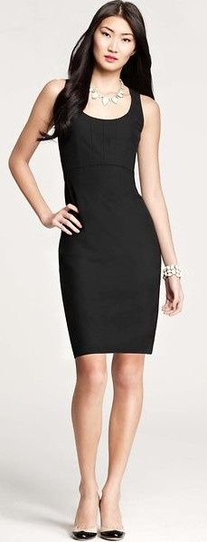Living a Wonderful, Stylish Life: What Every Stylish Woman Should Have Part 6 The Little Black Dress