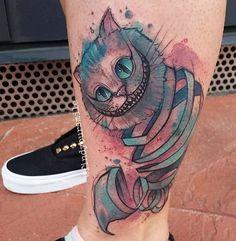 Tatuagens nerds com efeito aquarela e traços finos   Nerd Da Hora