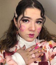bts map of the soul persona makeup 😍 Bts Makeup, Eye Makeup Art, Makeup Inspo, Makeup Inspiration, Beauty Makeup, Makeup Style, Concert Makeup, Bts Face, Aesthetic Makeup