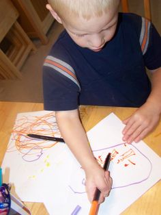 5 Tips to Occupy Your Toddler While Homeschooling | Simple Homeschool...I am going to use all of these ideas!!