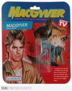MacGyver Multitool. Move over Swiss Army Knife.