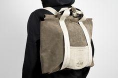 ern·est tennis backpack by Anaïs Bourcier, Ophélie Brunet, Bettina Rambaud » Retail Design Blog
