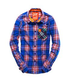 Superdry  Lumberjack Pocket Shirt