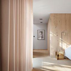 DINESEN - Google Search Royal Oak Floors, Halfway House, Minimal Bedroom, Rooftop Terrace, Wall Cladding, Three Floor, Scandinavian Interior, Terrazzo, Studio