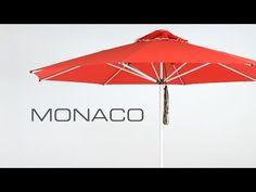 Shade7 Umbrellas   Cantilevered or Centre Post   Range of Sizes   NZ - 0800 Sunshade Outdoor Umbrella, Market Umbrella, Umbrellas, Monaco, Centre, Range, Patio, Luxury, Outdoor Decor