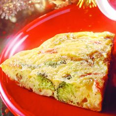 Crab & Asparagus Frittata    Prepare this delicious dish filled with asparagus, mushrooms, crab, cheese and spices for a simple brunch or easy entertaining.