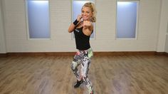 A Boxing Combo to Cut Your Arms and Tighten Your Backside: Boxing workouts are all the rage these days, so take a quick lesson from Christa DiPaolo, creator of Equinox's signature boxing class The Cut.