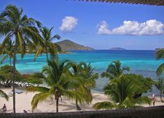 Sapphire Beach in St. Thomas, cant wait to be there.