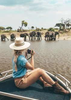 Botswana has two main seasons: dry and rainy; planning your trip around the weather is key for the wildlife. Here are the best times to travel to Botswana! Vancouver Island, Triathlon, Fiji Travel, Travel Kids, Cheap Travel, Diani Beach, Casual Hairstyles, Travel Hairstyles, Party Hairstyles