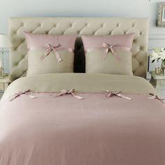 Gestepptes Bett-Kopfteil aus Leinen, B 160 cm Bed Sets, Duvet Sets, Bedroom Bed, Bedroom Decor, Bed Cover Design, Pink Bedrooms, Diy Pillows, Beautiful Bedrooms, Bed Covers