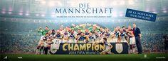 @mannschaft: Das offizielle Plakat! Ab 13. November im Kino.