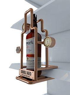 MOBILIARIO DEWARS PDV Shop Display Stands, Pos Display, Bottle Display, Wine Display, Display Design, Display Shelves, Pos Design, Retail Design, Stand Design