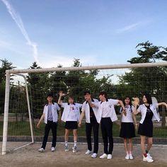 Ulzzang Couple, Ulzzang Boy, Drama Korea, Korean Drama, Teen Web, Korean Picture, Teen Images, Korean Best Friends, Web Drama