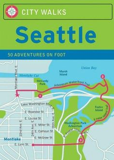 Explore Seattle like a local! This deck features 50 walking tours packed with insider tips. Walks include: The Space Needle Pioneer Square Pike Place Market Discovery Park