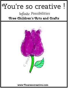 Tulip Craft Project