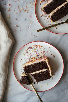 Have a birthday coming up? Give this Chocolate peanut butter cake from My Name is Yeh a try.
