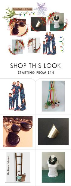 """""""Wishing you Happiness Always"""" by cozeequilts ❤ liked on Polyvore featuring DutchCrafters and rustic"""