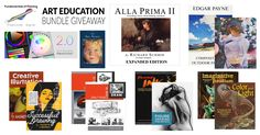 Art Education Bundle Giveaway