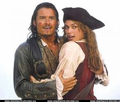 Will and Elizabeth Turner Photo: /// Elizabeth Swann, Will And Elizabeth, Elizabeth Turner, Will Turner, Johnny Depp, Jack Sparrow Quotes, On Stranger Tides, Captain Jack Sparrow, Pirate Life
