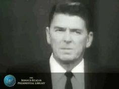 Reagan- America Is The Last Stand On Earth