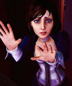 You're hurting her Bioshock Game, Bioshock Series, Bioshock Infinite Elizabeth, Elizabeth Comstock, Carrie White, Cultura Pop, Batgirl, Borderlands, Game Art