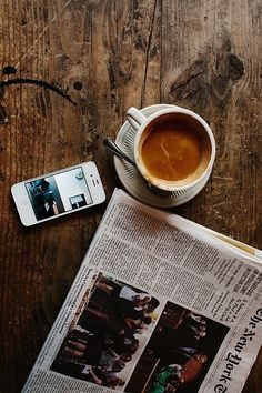 New York Times/Coffee