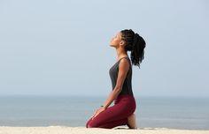 You *are* a goddess. #ThankYouYNON #yoga, #yogalife