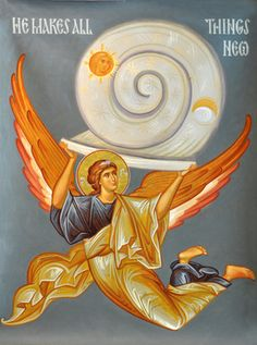 We are an online maker and seller of Orthodox Christian Icons, books, and gifts. Christian Drawings, Christian Art, Byzantine Icons, Byzantine Art, Religious Icons, Religious Art, Order Of Angels, Religious Paintings, All Things New