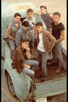 """""""Stay Gold"""" (The Outsiders)"""
