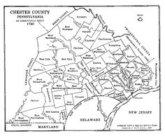 The Beitler Family lived in Chester County, PA, for generations.
