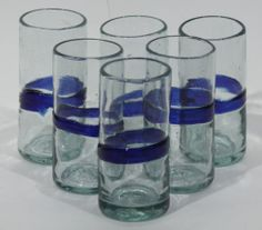 73 Best Mexican Hand Blown Glassware Images Mexican