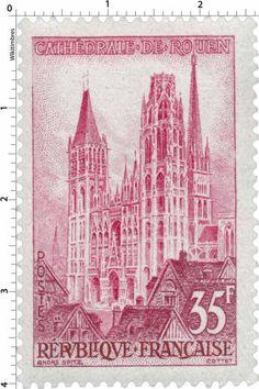Cathédrale de Rouen (1957)