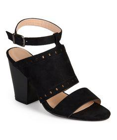 Black Sully Sandal
