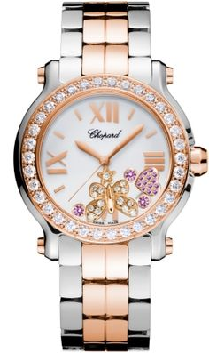Take a look at the Chopard Happy Sport watch I have created. You too can create yours in a few steps! http://happysport.chopard.com/