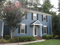 house+colors+exterior+pictures | Exterior House Colors 6 500x375 Exterior House Colors of New ...
