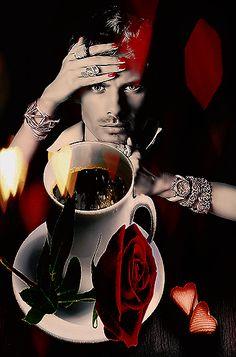 Mimi Gif: coffee