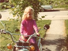TWIGS and TREES: (more or less) WORDLESS WEDNESDAY - #1 Daughter 1972 #genealogy