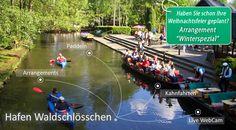 Spreewaldhafen Waldschlösschen