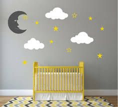 compare prices baby boy wall stickers online shopping buy custom personalised moon stars vinyl diy decal sticker nursery boys girls bedroom decals