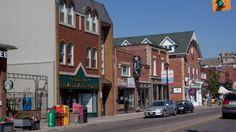 Queen St in Streetsville Mississauga