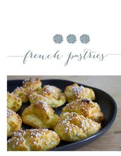 French pastries   Gatherings Magazine Spring 13  by @Tracy Stewart Castro