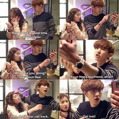 Exo next door 9 de abril de 28 de mayo de 2015 LINE / Naver TV Cast.