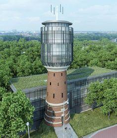 Watertoren Bussum