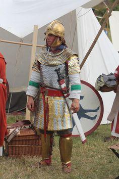 Britannia: Roman heavy infantry