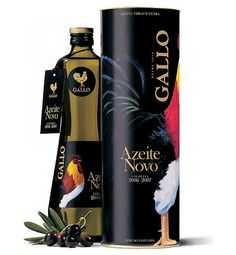 Galo, olive oil from Portugal