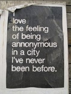 city ive never been before travel picture quote