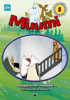 Muumi 5 - Salaperäinen Majakka